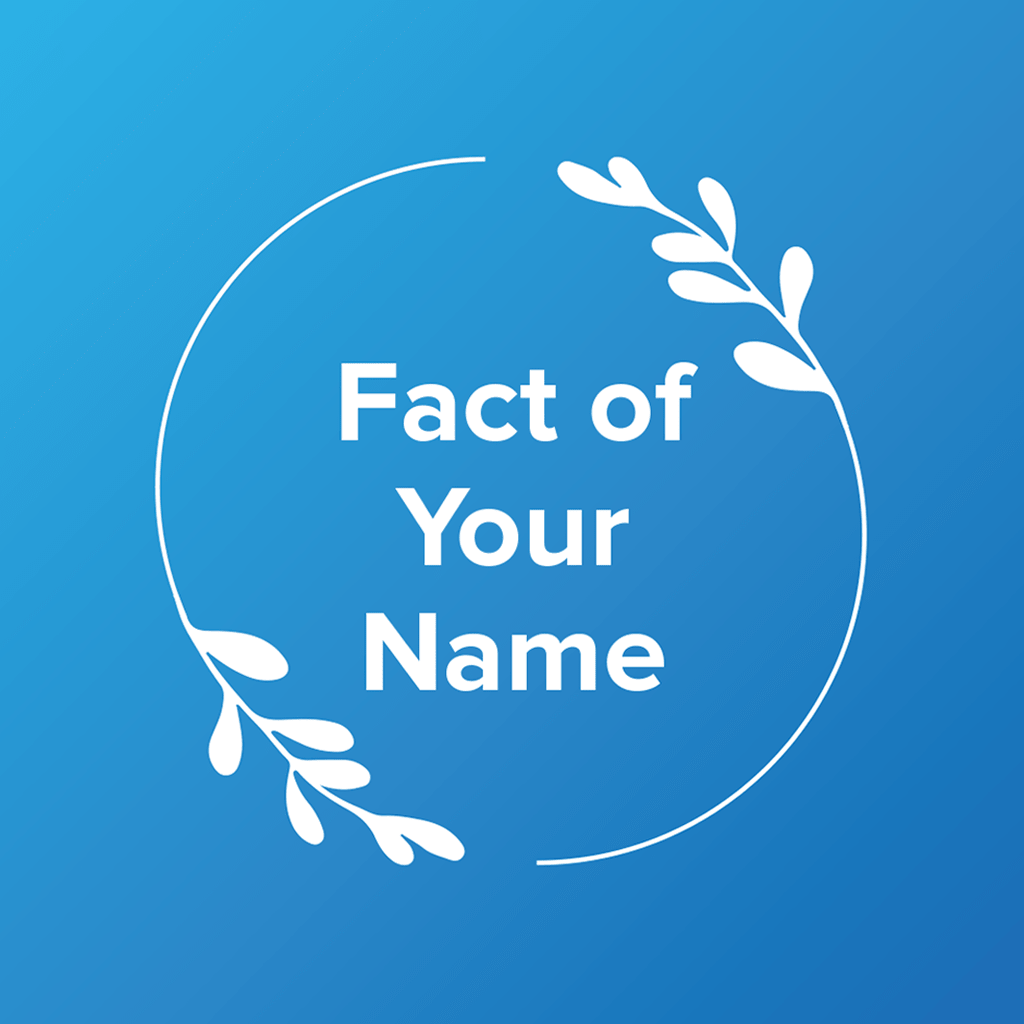Fact of Your Name (FoYN‪)